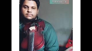 Cover images Naan Un Azhaginile - Violin Cover I 24 I A R Rahman I Arijit Singh I Chinmayi Sripada I Thejas BK