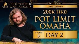 Triton Montenegro 2019 - Pot Limit Omaha €22K - Day 2