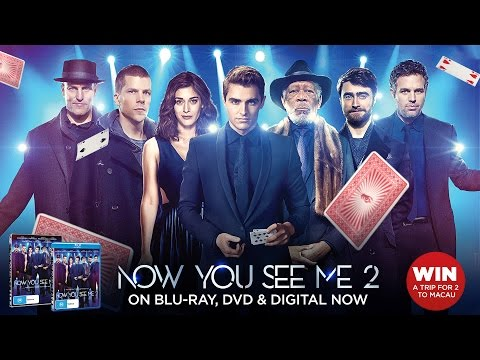NOW YOU SEE ME 2 | Win a trip for 2 to Macau!