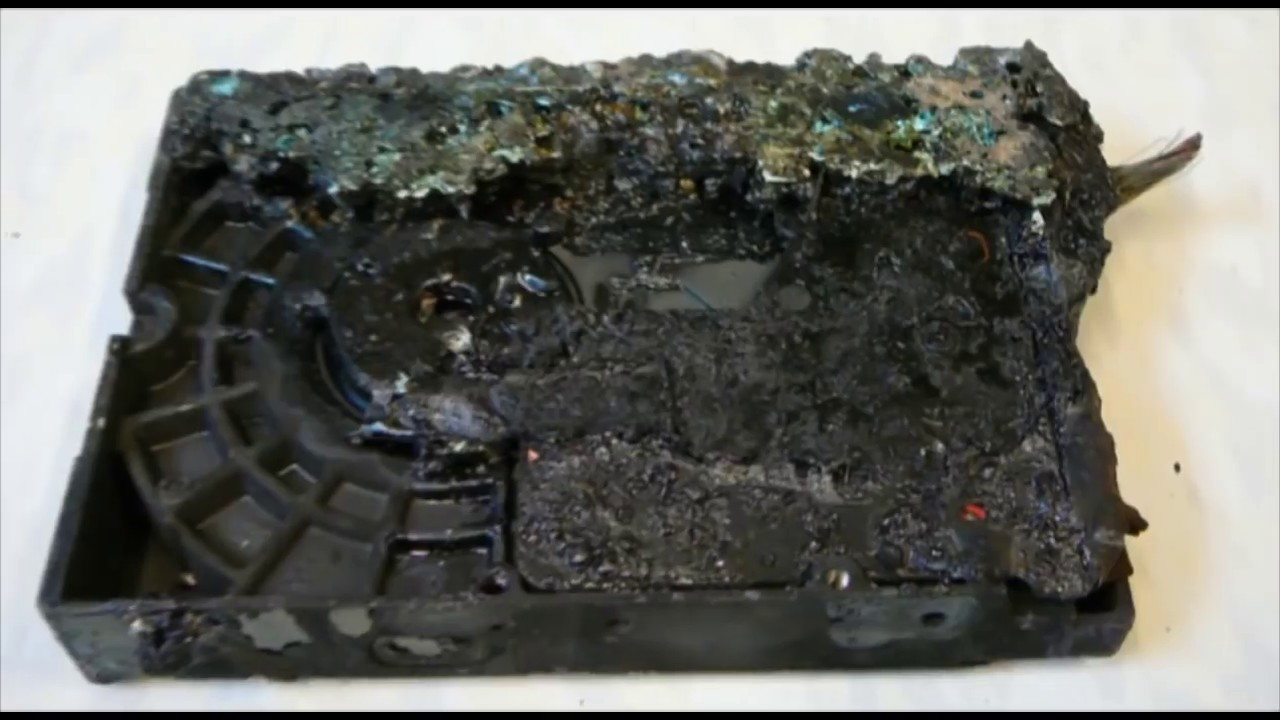 diy repair hard drive pcb how to swap circuit board rom chip  [ 1280 x 720 Pixel ]