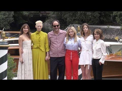 Tilda Swinton, Mia Goth, Dakota Johnson and more in Venice for the Film Festival 2018