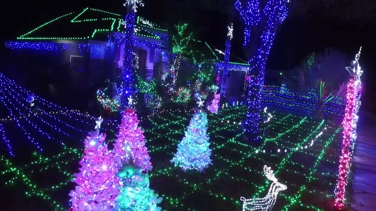 video christmas technology family light richards show watch youtube new