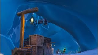 *MYSTERIOUS CAVE* Found In Fortnite Season 7!!!(Huge EasterEgg).