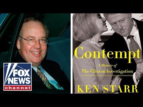 Ken Starr releases