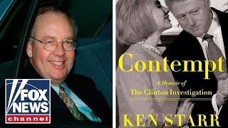 Ken Starr releases bombshell memoir on Clinton probe