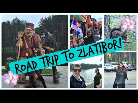 ROAD TRIP TO ZLATIBOR! PUTOVANJE NA ZLATIBOR | JENN MARTÍN