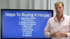 Steps To Buying A House In Adelaide