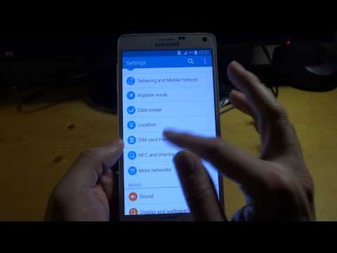 Samsung Galaxy Note 4 Dual SM-N9100 test 1