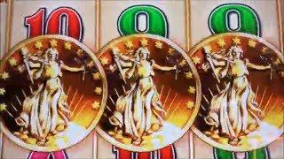 ★NEW BUFFALO !!☆BUFFALO XTREME Slot (Aristocrat+VGT)★$375 Slot Free Play Live @ San Manuel☆彡栗スロ