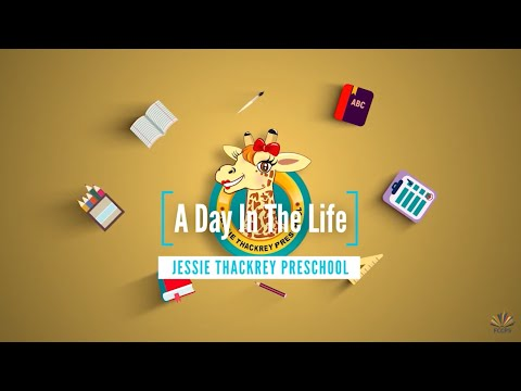 A Day in the Life at Jessie Thackrey Preschool