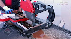 RUBI DT 250 EVOLUTION Wet tile saw
