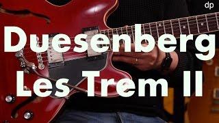 Installing a Duesenberg Les Trem II on my Gibson ES-335