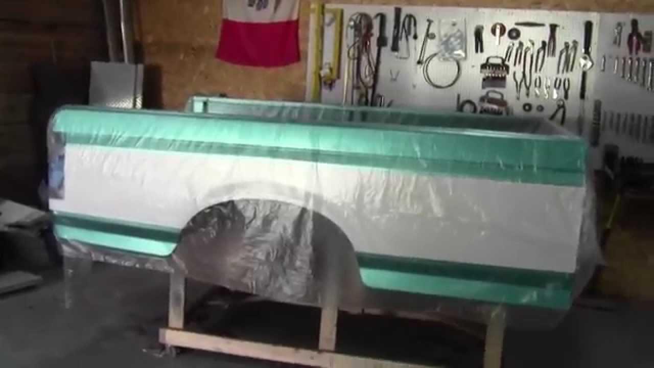 Restoration Shop Paint Colors