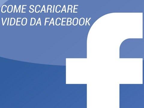 Come scaricare video da facebook dal cellulare senza programmi!