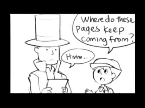 Luke, Would You Read This Out Loud? (Professor Layton/Hiimdaisy Fandub)