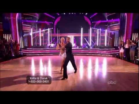Kellie Pickler & Derek Hough - Cha Cha -Week-1