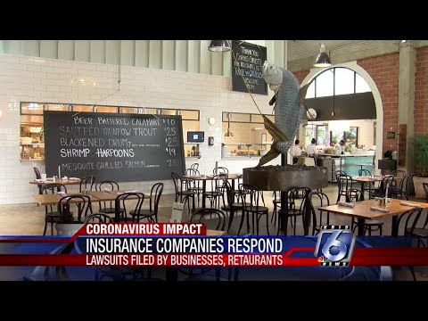 Insurance Companies Looking For Business Interruption Insurance Solutions