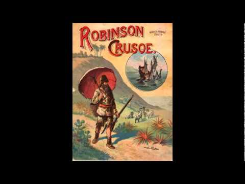 Robinson Crusoe - Daniel Defoe | Download audio book