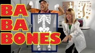 Skeleton Dance (Dem Bones) - Dance Song for Kids - Ba Ba Bones - Kids Songs - The Learning Station