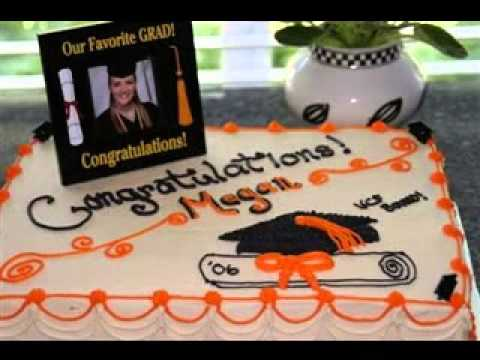 Easy DIY Graduation cake decorations ideas - YouTube