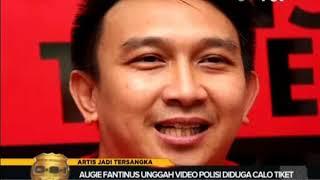 Augie Fantinus Jadi Tersangka Karena Unggah Video Polisi Diduga Calo Tiket
