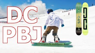 DC PBJ Snowboard Review