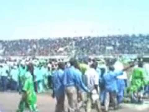 The Gambia Golden Jubilee Independence celebration at the Stadium 2015