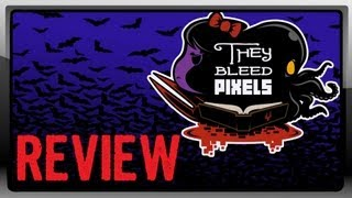They Bleed Pixels (indie game) - Review