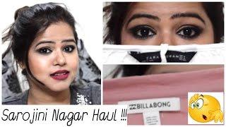 Sarojini Nagar Haul | Summer Shopping
