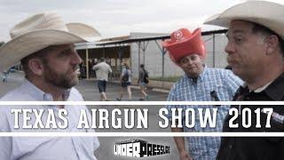 Texas Airgun Show 2017: NEW TEXAN SS!!!