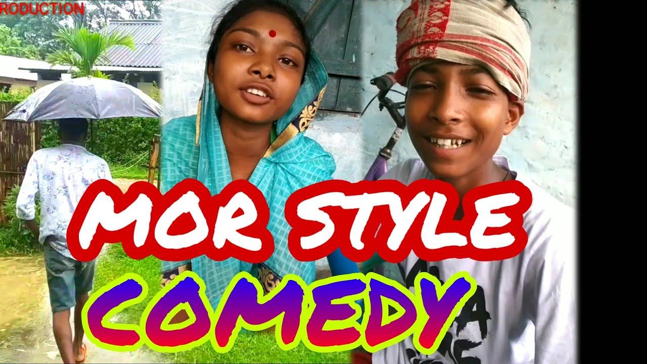 🔥new adivasi comedy mor style