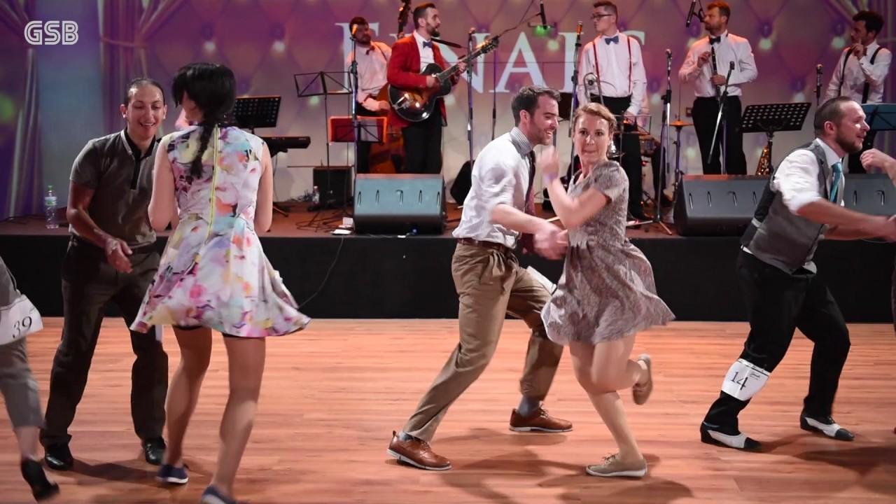 Sofia Swing Dance Festival 2017 - Open Jack & Jill Spotlights
