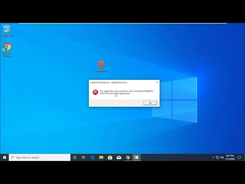 [100% Working Method] How To Fix 0xc000007b Error Windows 10 (2021)