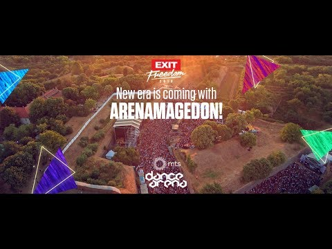 EXIT Festival awaits true Arenamagedon in 2018!