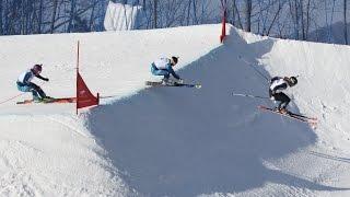 COURSE PREVIEW: PyeongChang Audi FIS Ski Cross World Cup