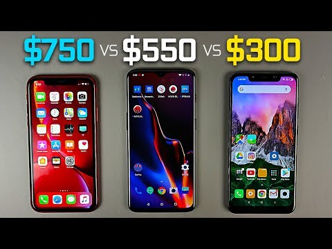Best Smartphones for the Money (late 2018)