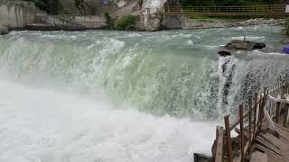 Kutton WaterFall HD | Neelam Valley | Kashmir - Heaven on Earth |