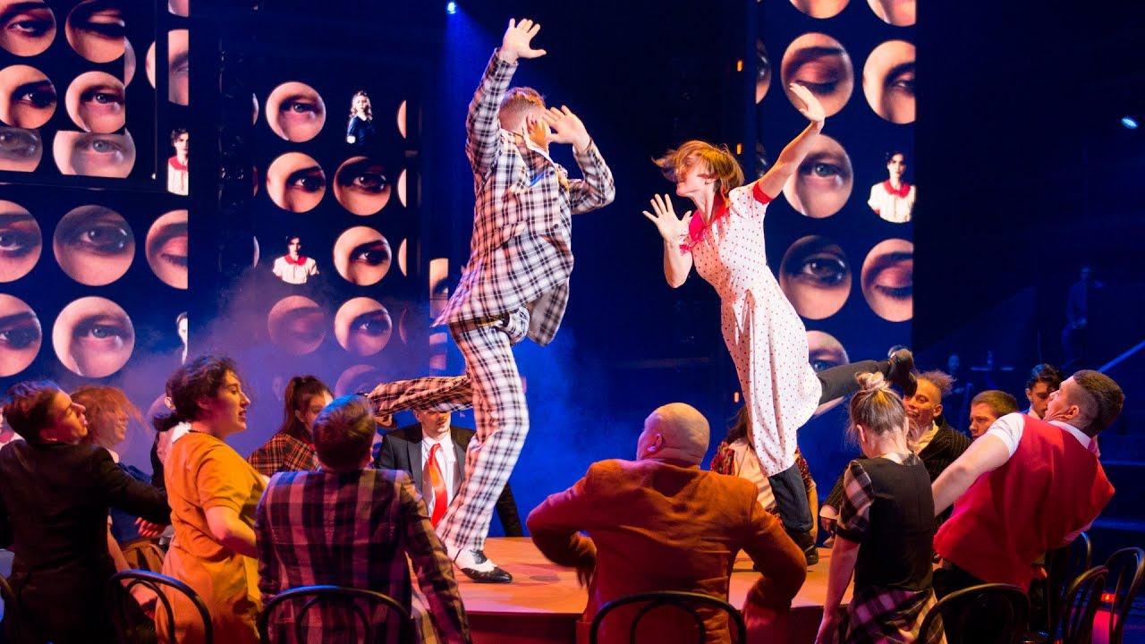Yegor Druzhinin returned to the show Dancing 5