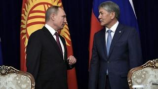 Совместная пресс-конференция В.Путин с Президентом Киргизии Алмазбеком Атамбаевым(, 2017-03-01T19:33:51.000Z)