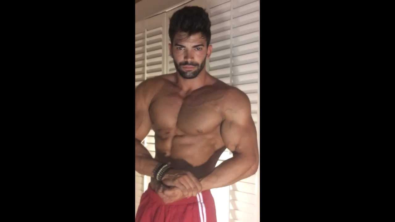 Outstanding Vascularity & Massive Physique,Sergi Constance Posing,Classic Male Beauty