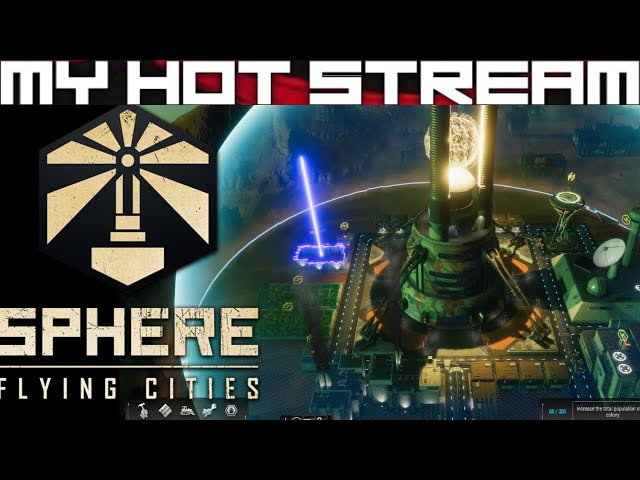 Sphere: Flying Cities - First Impressions & Early Game Experience
