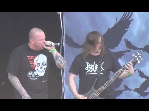 The Haunted - Time (Will Not Heal) - Live Hellfest 2015