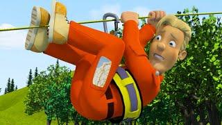 Пожарный Сэм на русском | Лучшее приключение в команде 🚒Новые серии HD 🔥 мультфильм
