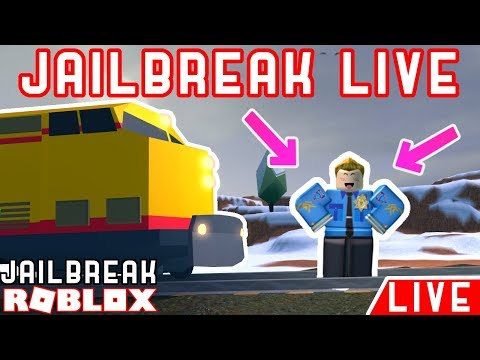 🔴Jailbreak LIVE Hide and Seek / Simon Says and More! *BEAN BOOZLED*