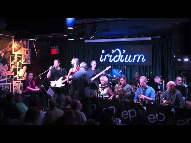 Ed Palermo Big Band Iridium Residency- Featuring The Music of Frank Zappa