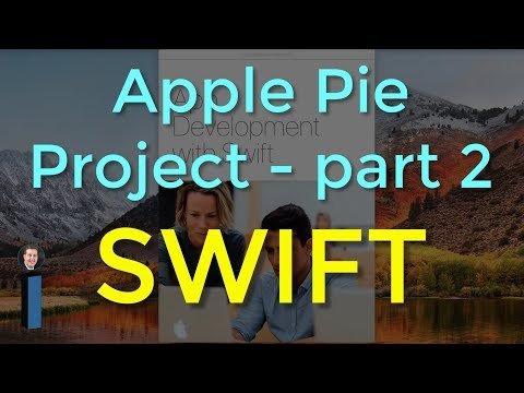 Apple Pie Project - part 2 - App Development with Swift Mp3