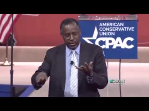 Carson; Educations standards should not be set by a centralized government
