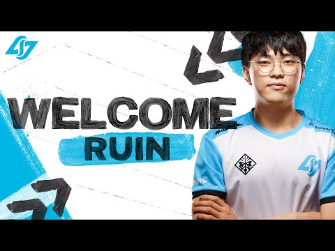 Welcome Ruin to CLG
