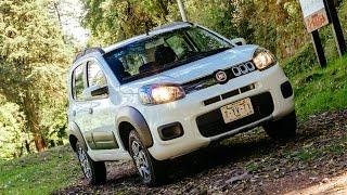 FIAT Uno 2015 a prueba