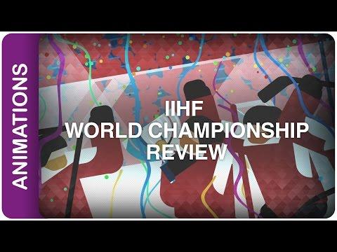 IIHF Ice Hockey World Championship Review - #IIHFWorlds 2016 - 동영상